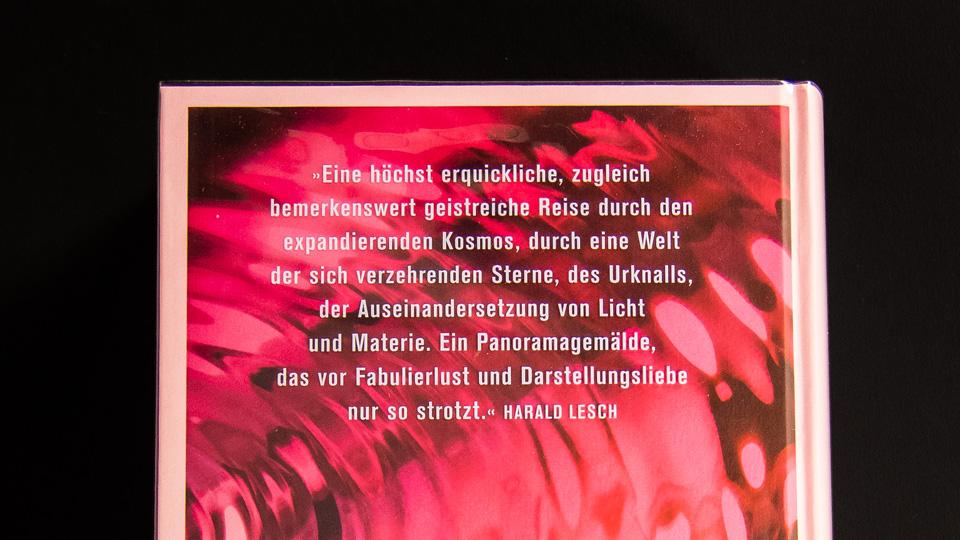 Daniela Leitner / Als das Licht laufen lernte / Eine kleine Geschichte des Universums / Vorwort Harald Lesch