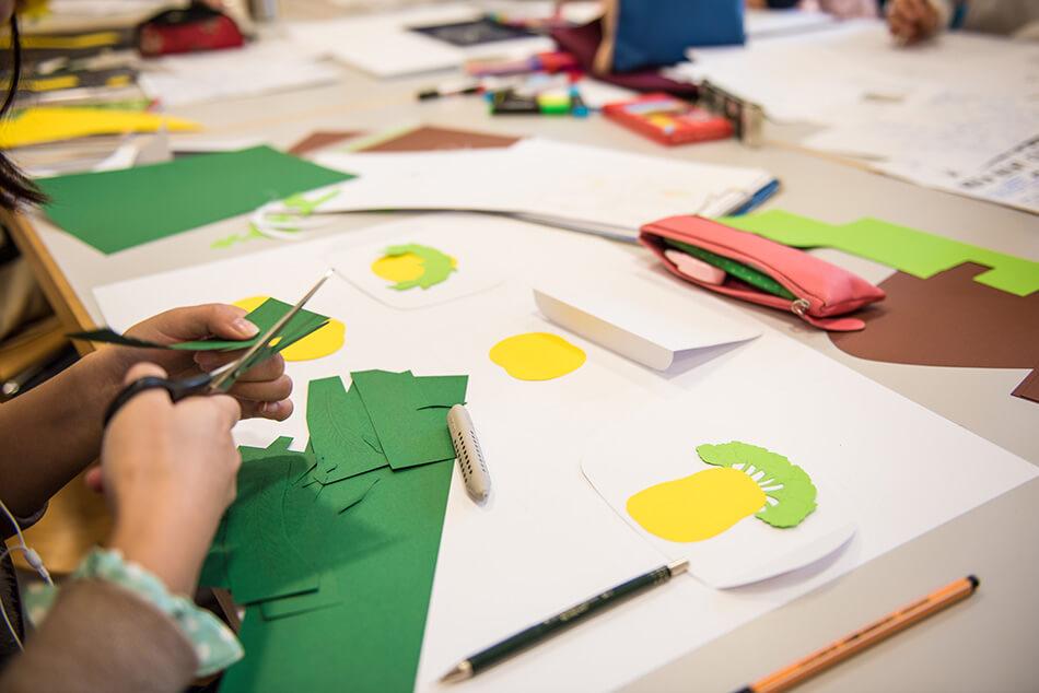 Studienstiftung des deutschen Volkes / Kulturakademie Weimar 2016 / Seminar »Design trifft Wissenschaft« von Daniela Leitner / Teil 3: Ideen umsetzen
