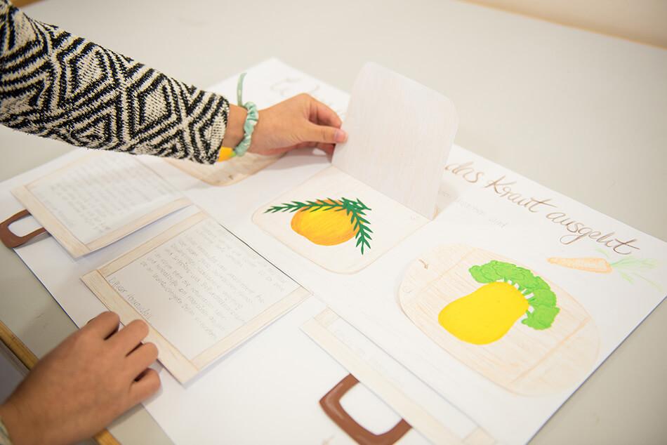 Studienstiftung des deutschen Volkes / Kulturakademie Weimar 2016 / Seminar »Design trifft Wissenschaft« von Daniela Leitner / Teil 5: Präsentation
